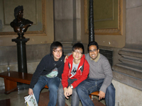 Seeing the Classical and the Modern as One: Visit to Columbia University
