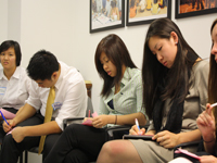 Success: Understanding It and Reaching for It: A Roundtable session with CPC Interns