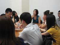 Mid-Session Roundtable at FUSIA