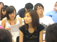 The 2010 CCIP Session B Orientation