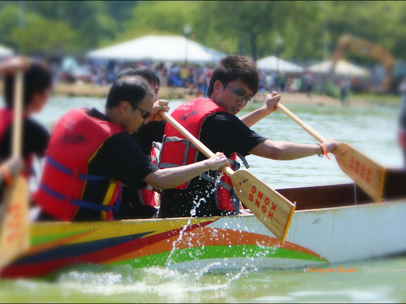 FUSIA and CCIP participated in the Hong Kong Dragon Boat...