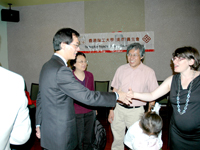 Meeting The Hong Kong Polytechnic University (PolyU) President