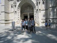 Visiting Princeton University