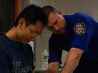 Follow Your Instincts (NYPD Safety Talk)
