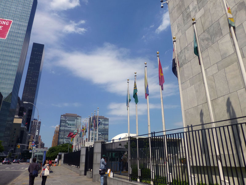 CCIP Visit to the United Nations Consulate and Singapore Mission...