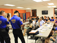 Look Up! (NYPD Safety Talk)