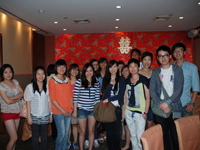 Brookhaven National Lab visit by HKU Alumni Association