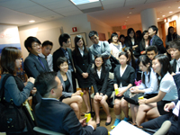Visiting Hong Kong Economic and Trade Office in New York