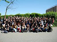 Commencement of CCIP 2013: Elite Hong Kong and Singapore students gather in New York