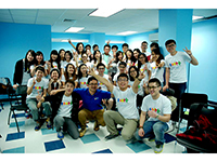 Post-Arrival Orientation kicks off 2014 CCIP