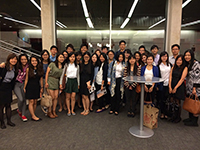 CCIP students engage in cultural promotion with a concert by Hong Kong Children