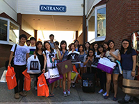 CCIP students go on shopping trip to Woodbury Outlets
