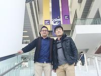 CCIP alumni reunite to support program during recruitment