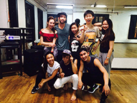 CCIP exchange visitors take part in annual NYC Dance Week