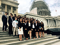 CCIP exchange visitors experience DC during a beneficial, informative two-day event-filled itinerary