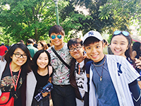 CCIP exchange visitors spend the Fourth of July weekend in historic Boston and internationally renowned Niagara Falls