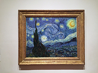 Face to face with masterpieces: CCIP participants enjoy MoMA