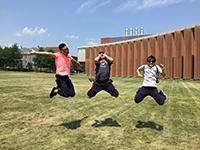 Academic heaven: CCIP participants tour Princeton University