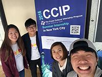 CCIP alumni reunite to support 2016 CCIP recruitment
