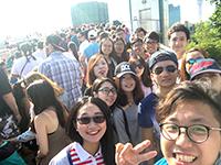 CCIP students travel to Niagara Falls and Boston