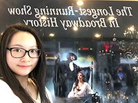 CCIP exchange visitors meet the Phantom of the Opera