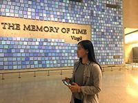 Visit to September 11 Memorial & Museum inspires CCIP students