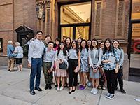 CCIP J-1 Interns at Carnegie Hall
