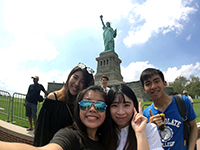 CCIP visits the Statue of Liberty and Ellis Island