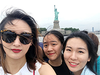 Visiting the Statue of Liberty, Round 2